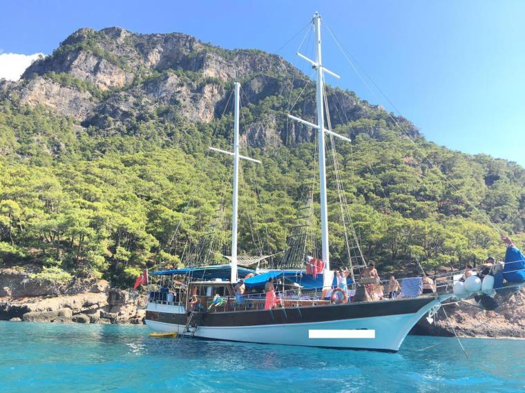 22 meter Wooden Ketch for Sale VIP27163