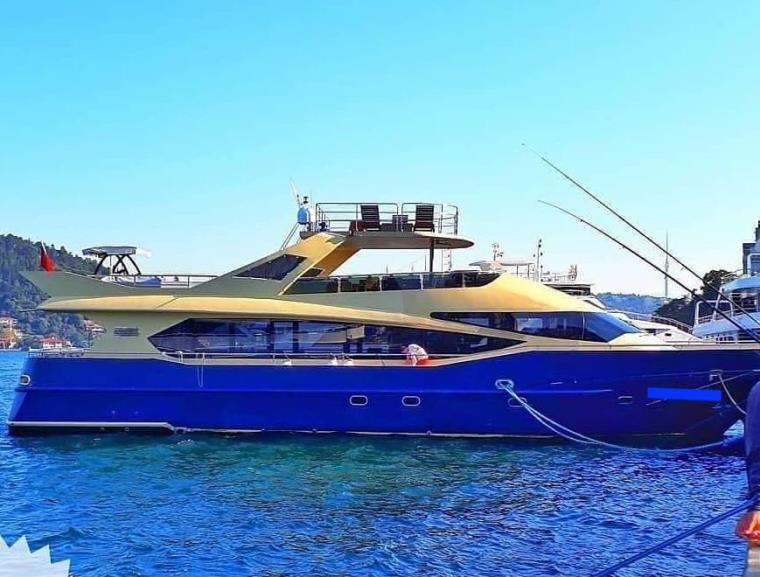 24 meter Passenger Ship for Sale VIP67004