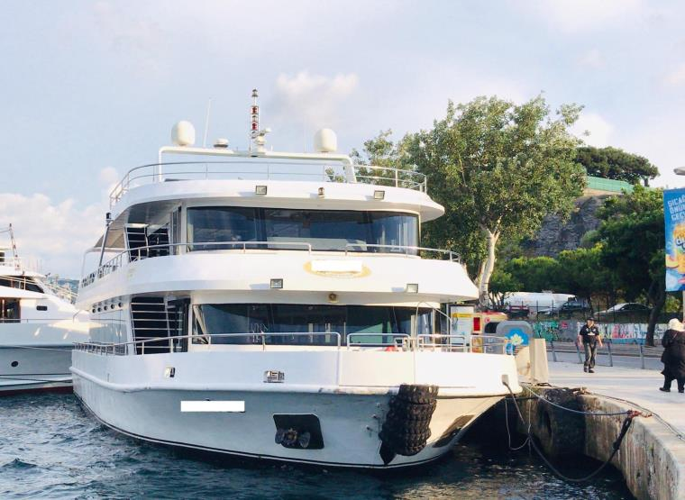 24 meter Passenger Ship for Sale VIP67005